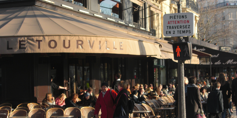 Brunch Tourville (75007 Paris)