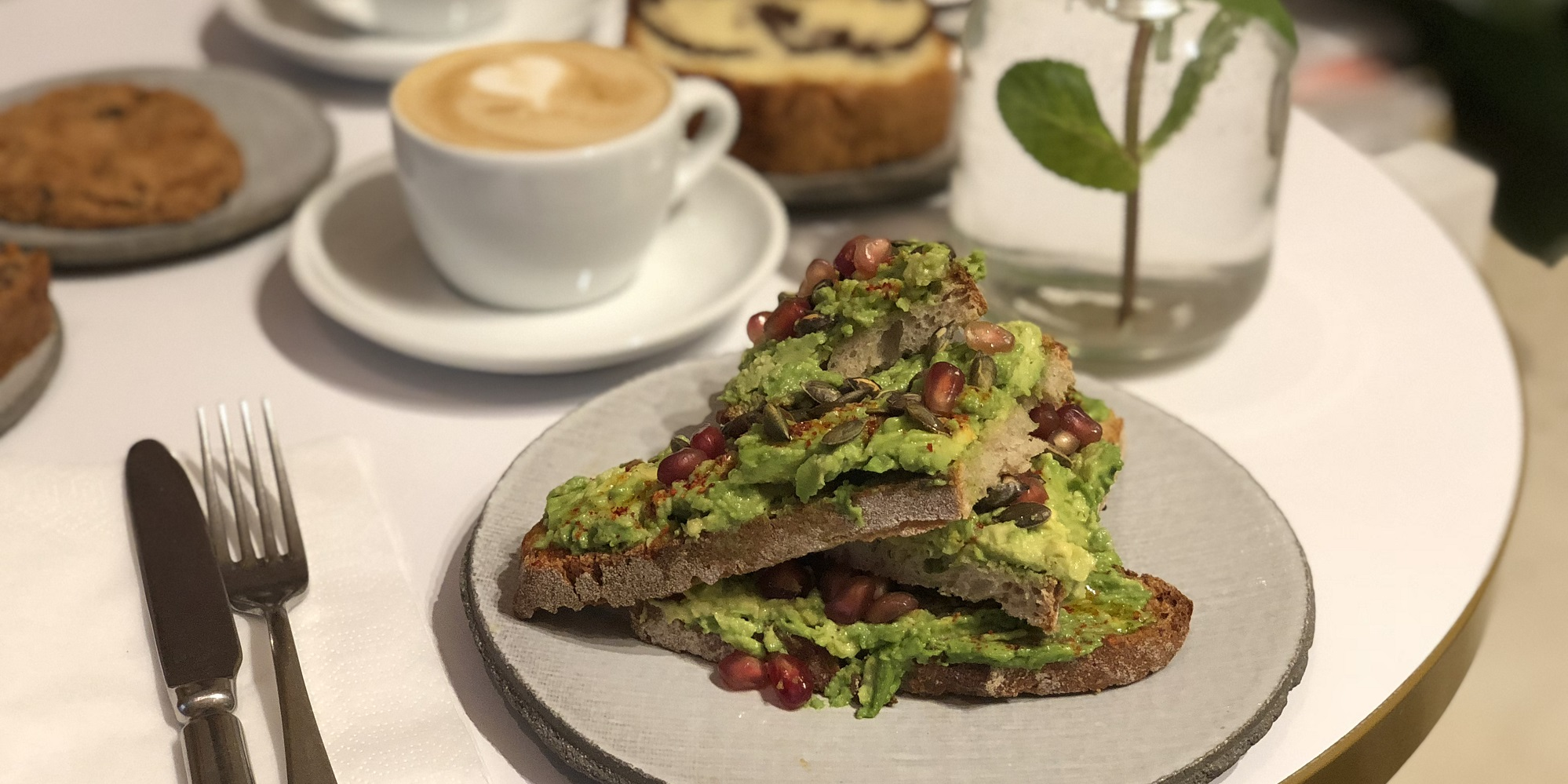 Brunch Café Berry (75003 Paris)