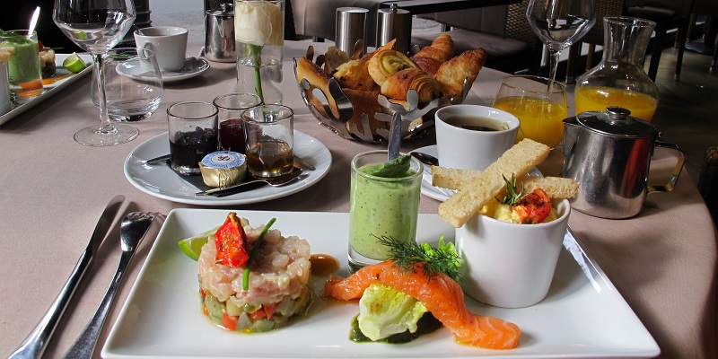 Brunch Villa Spicy (75008 Paris)
