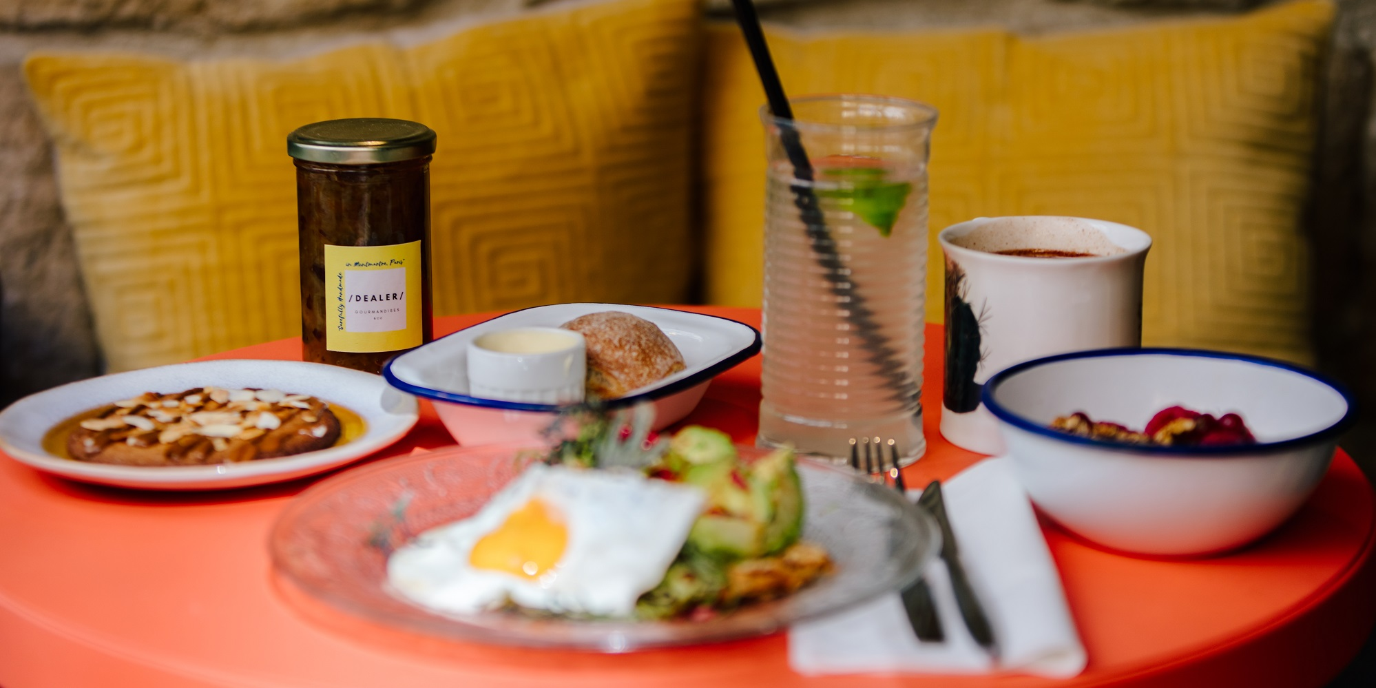 Brunch Dealer de Gourmandises (75018 Paris)
