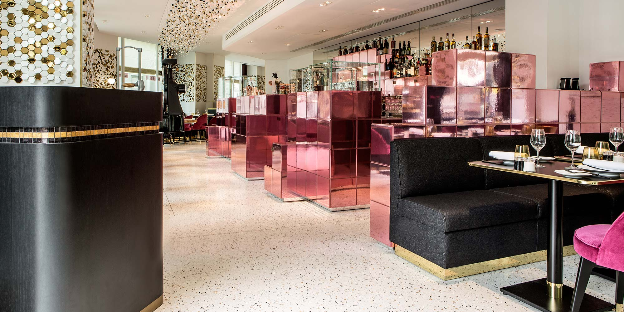 Brunch Le Grand Café Fauchon (75008 Paris)