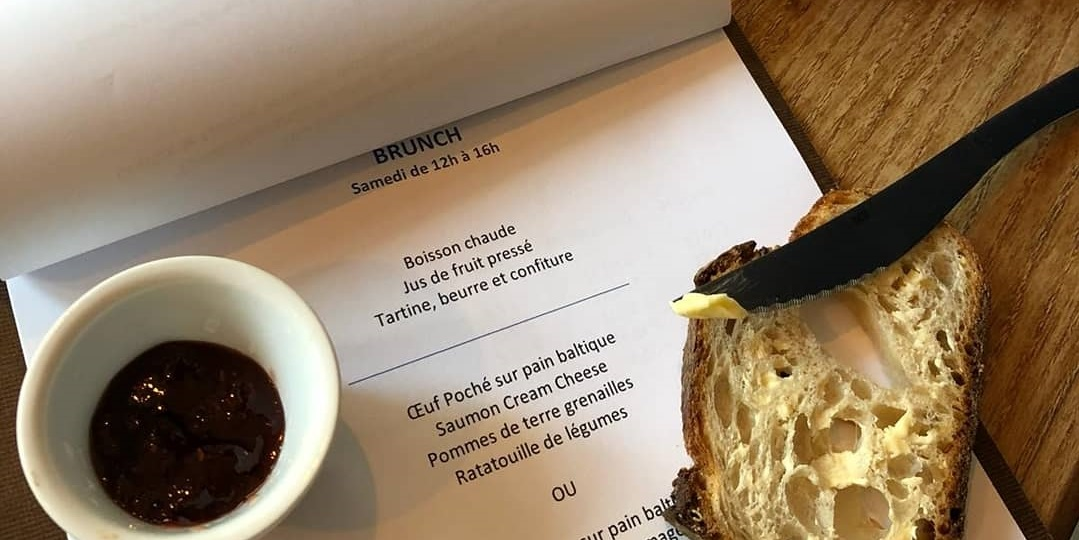 Brunch Le Bistrot Bio (75010 Paris)